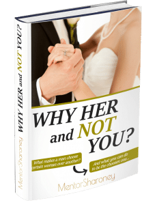 Why her and not you